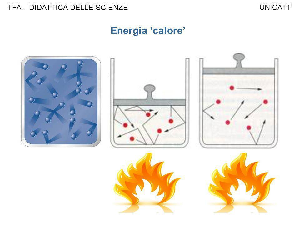 TFA – DIDATTICA DELLE SCIENZE UNICATT Energia luce