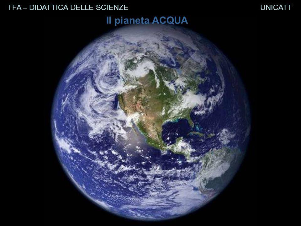 Il pianeta ACQUA
