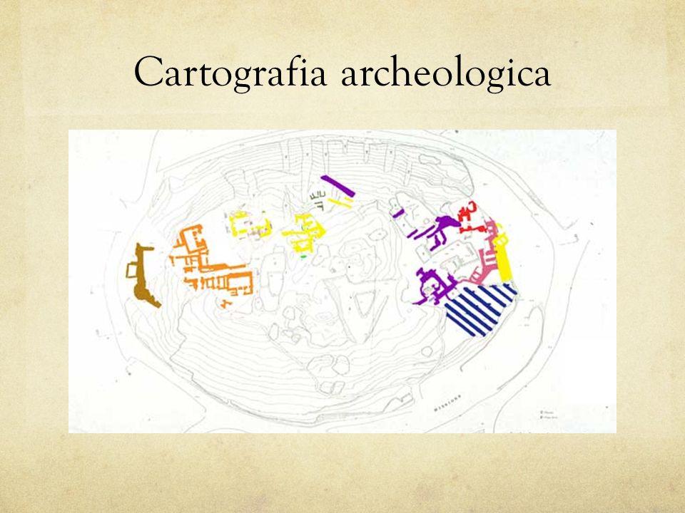 Cartografia archeologica