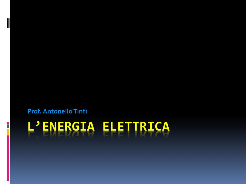 Q n Q3Q3 Q2Q2 Q1Q1 P Campo elettrico Energia potenziale elettrica Q0Q0 Dipende dal sistema di cariche e non dipende dalla carica di prova Dipende dal sistema di cariche e dalla carica di prova Sarà utile definire unaltra grandezza fisica indipendente dalla carica di prova come il campo elettrico Sistema di cariche elettriche