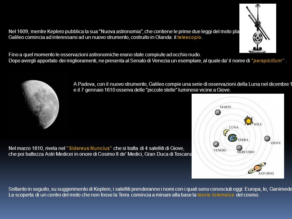 Ma i pianeti … non sono corpi puntiformi