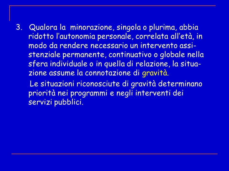 Accertamento dellhandicap (Art.