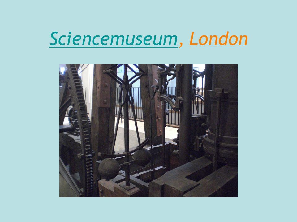 SciencemuseumSciencemuseum, London