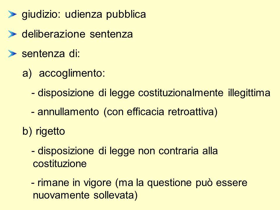Italia: 9 anni in carica non rieleggibili art.135 c.