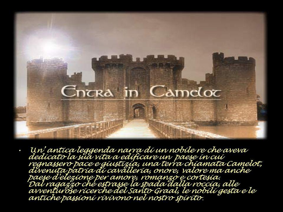 Un antica leggenda narra di un nobile re che aveva dedicato la sua vita a edificare un paese in cui regnassero pace e giustizia, una terra chiamata Ca
