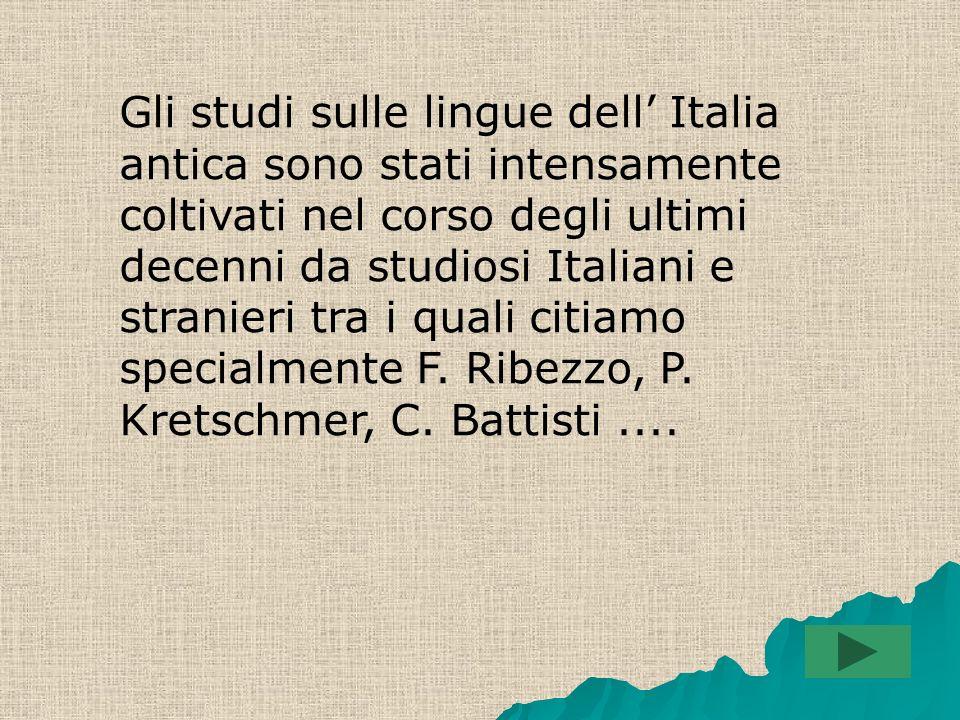 Da queste lalfabetizzazione proseguì a Nord nelle zone Etruschizzate dell area Padana e a Sud nelle aree Campane.