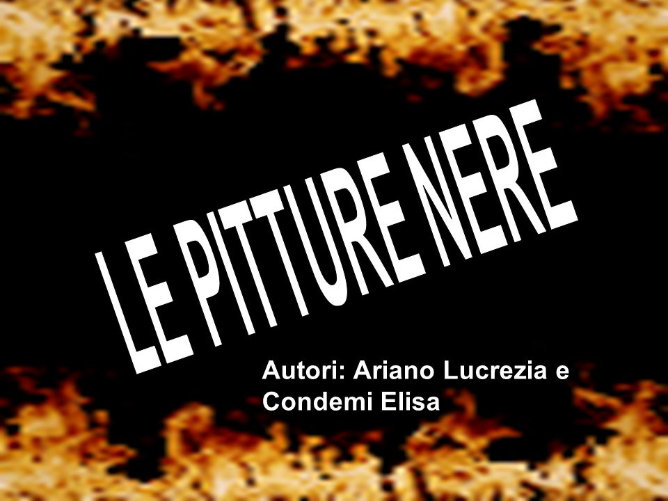 Autori: Ariano Lucrezia e Condemi Elisa