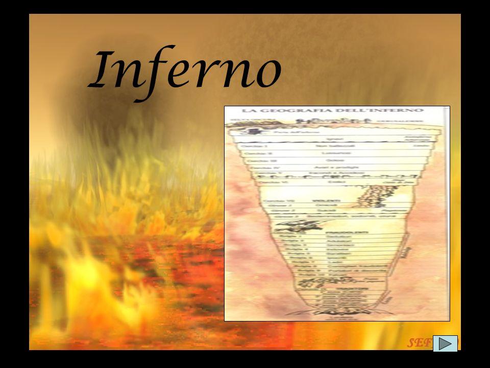 Inferno - canto 1 Nel mezzoNel mezzo del cammin di nostra vita mi ritrovai per una selva oscura ché la diritta via era smarrita.