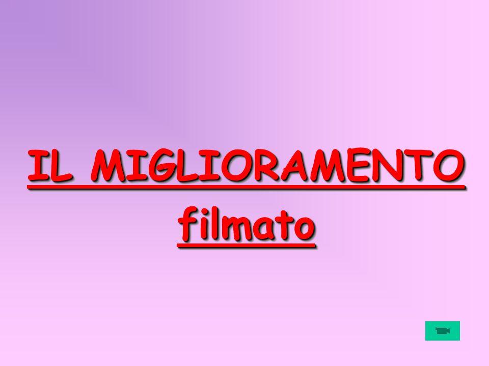 IL MIGLIORAMENTO IL MIGLIORAMENTO filmato IL MIGLIORAMENTO IL MIGLIORAMENTO filmato