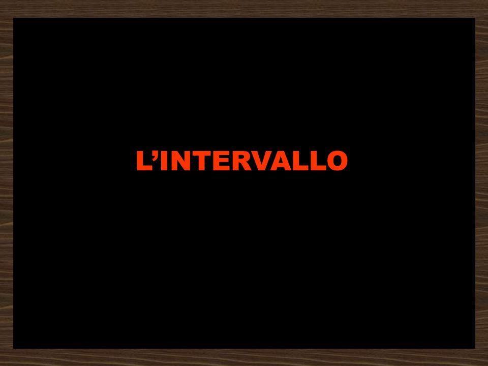 LINTERVALLO
