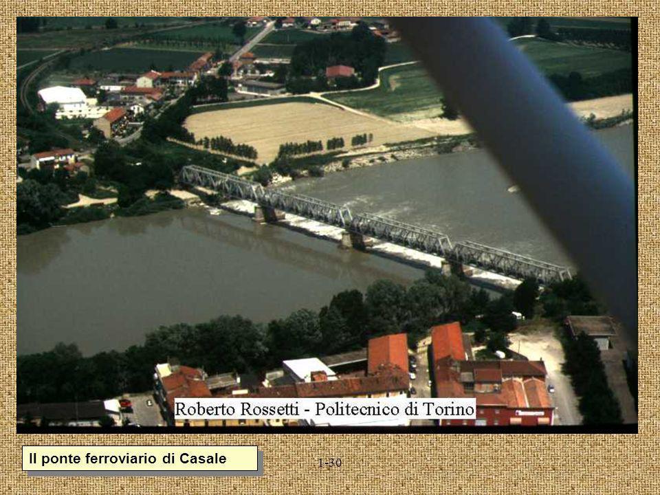 1-30 Il ponte ferroviario di Casale