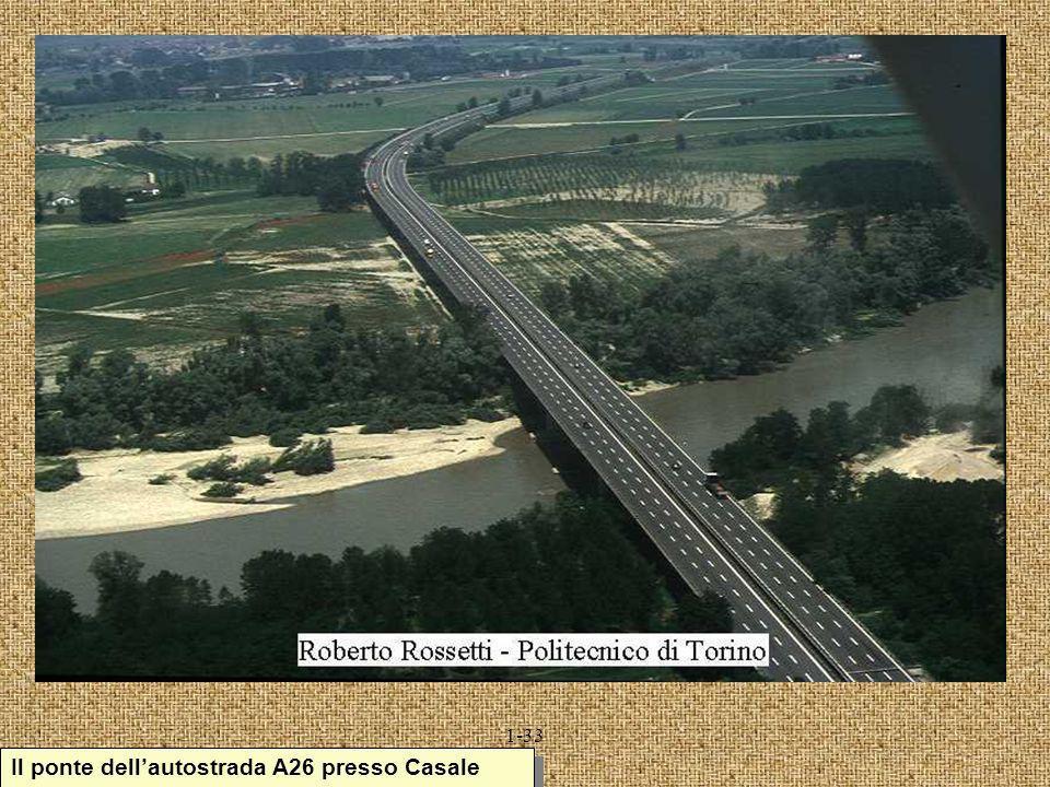 1-33 Il ponte dellautostrada A26 presso Casale