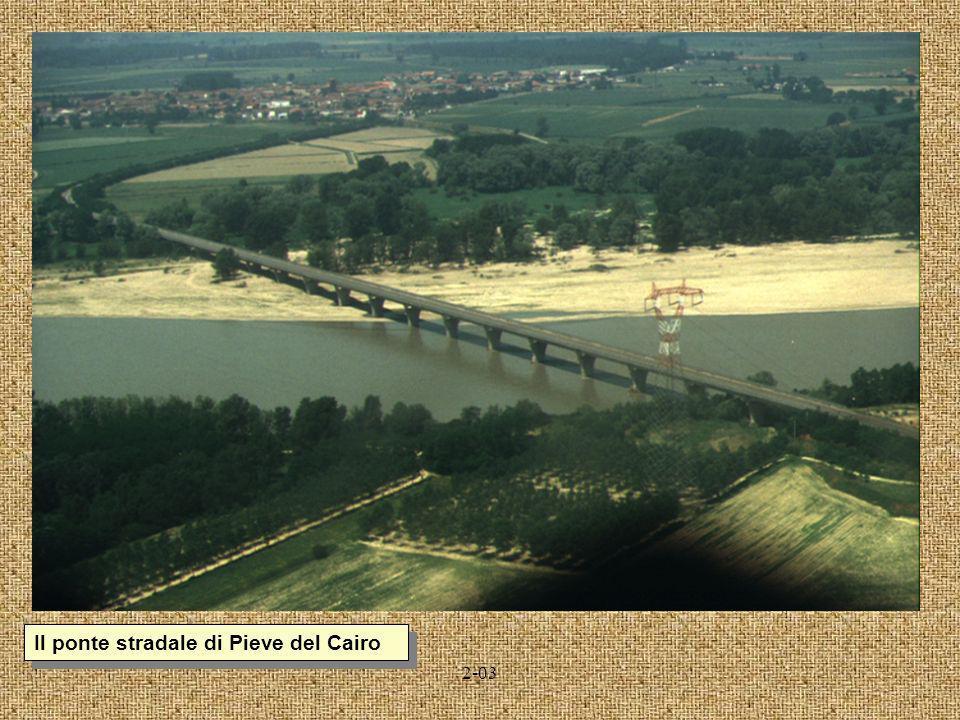 2-03 Il ponte stradale di Pieve del Cairo