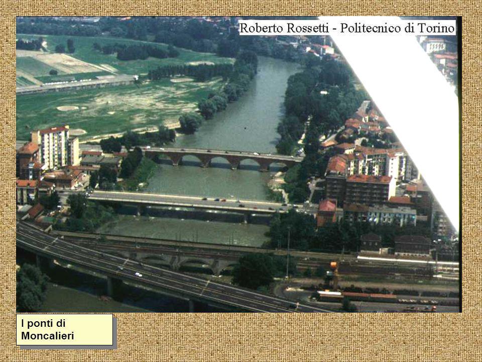 2-10 Il ponte stradale in ferro ad archi tra Cornale e Sannazzaro