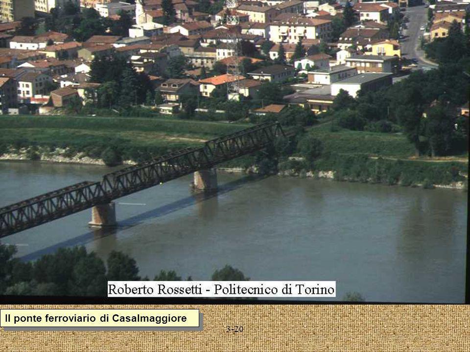 3-20 Il ponte ferroviario di Casalmaggiore