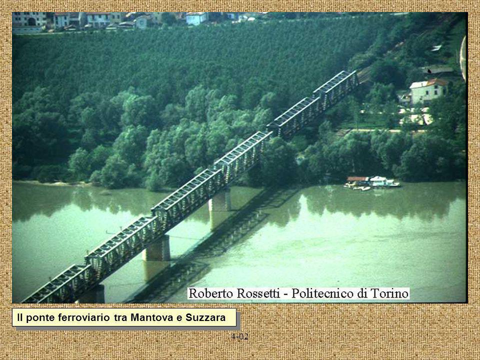 4-02 Il ponte ferroviario tra Mantova e Suzzara