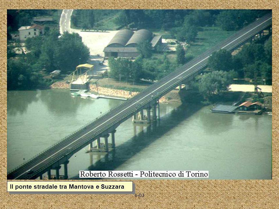 4-03 Il ponte stradale tra Mantova e Suzzara