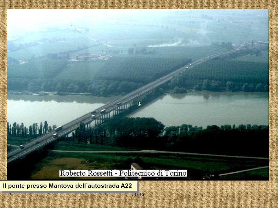 4-06 Il ponte presso Mantova dellautostrada A22