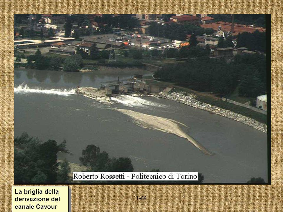 2-15 Il ponte stradale e ferroviario su due piani tra Pavia e Voghera