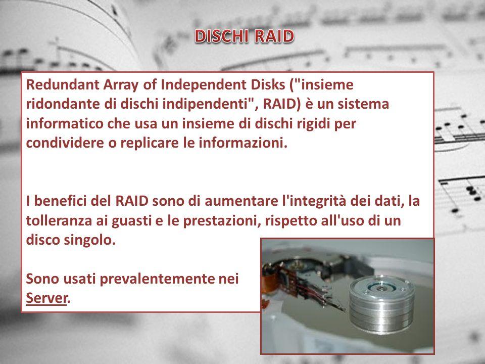 Redundant Array of Independent Disks (