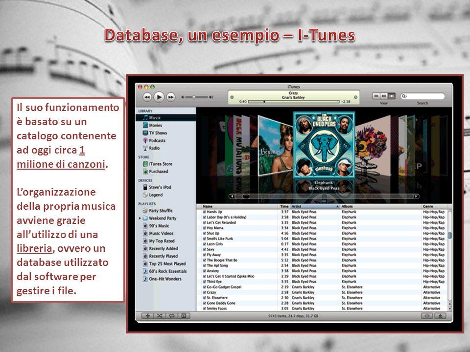 Il suo funzionamento è basato su un catalogo contenente ad oggi circa 1 milione di canzoni. Lorganizzazione della propria musica avviene grazie alluti