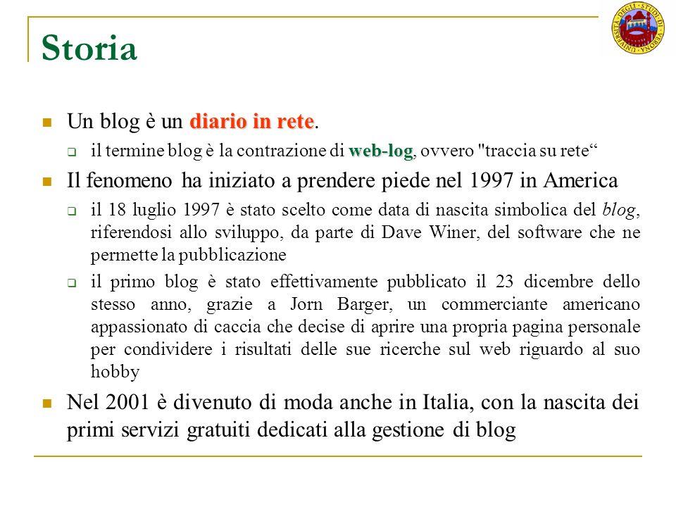 Storia http://www.blogitalia.it/