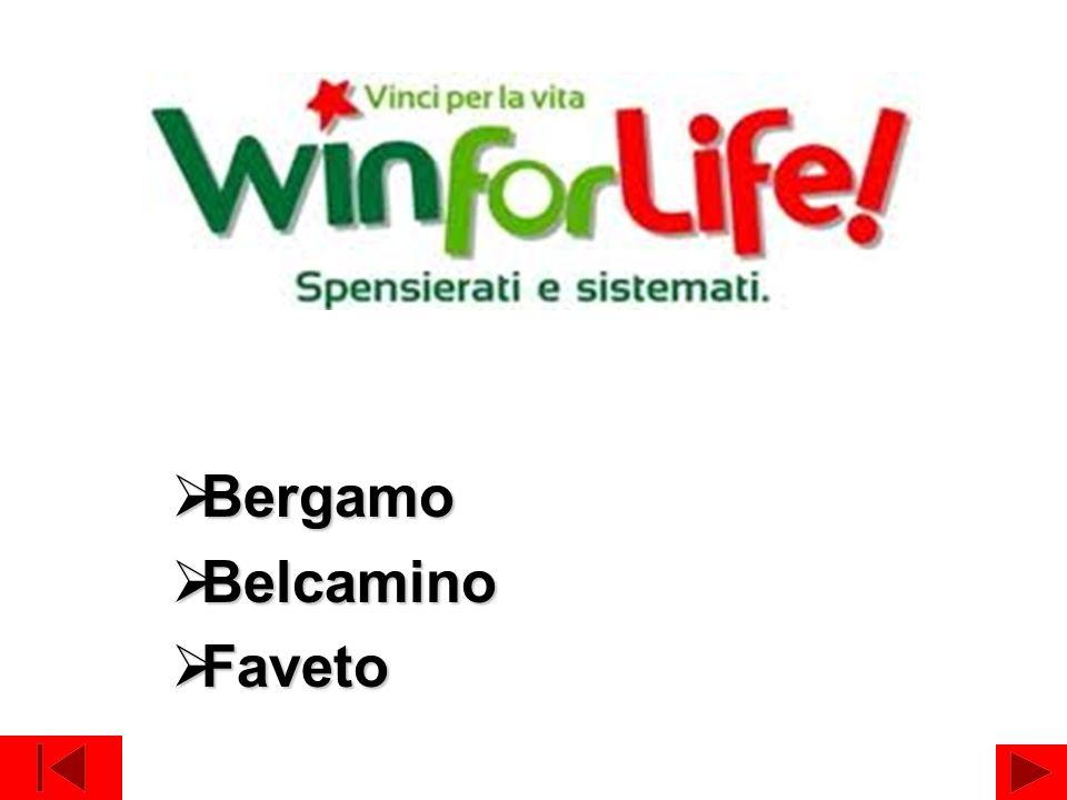 Bergamo Bergamo Belcamino Belcamino Faveto Faveto