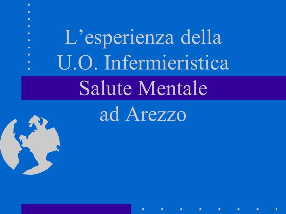 Lesperienza della U.O. Infermieristica Salute Mentale ad Arezzo