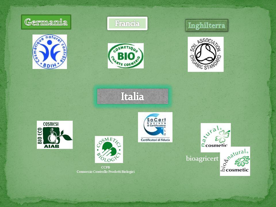CCPB Consorzio Controllo Prodotti Biologici bioagricert