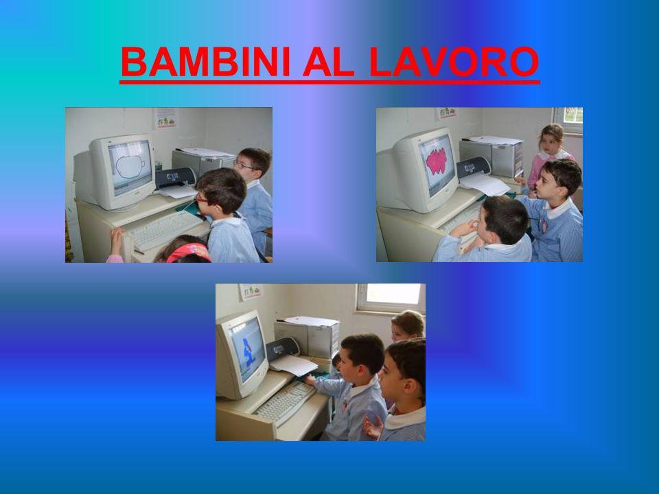BAMBINI AL LAVORO