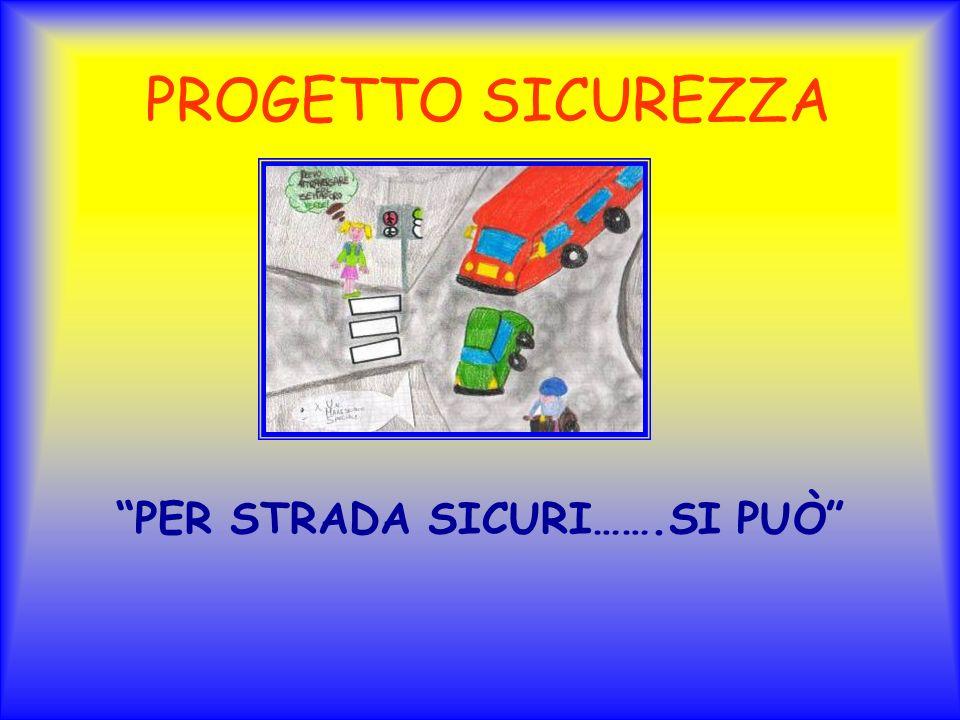 UN GRAZIE Al comando di Polizia Municipale di Giovinazzo Al Dirigente Scolastico A.