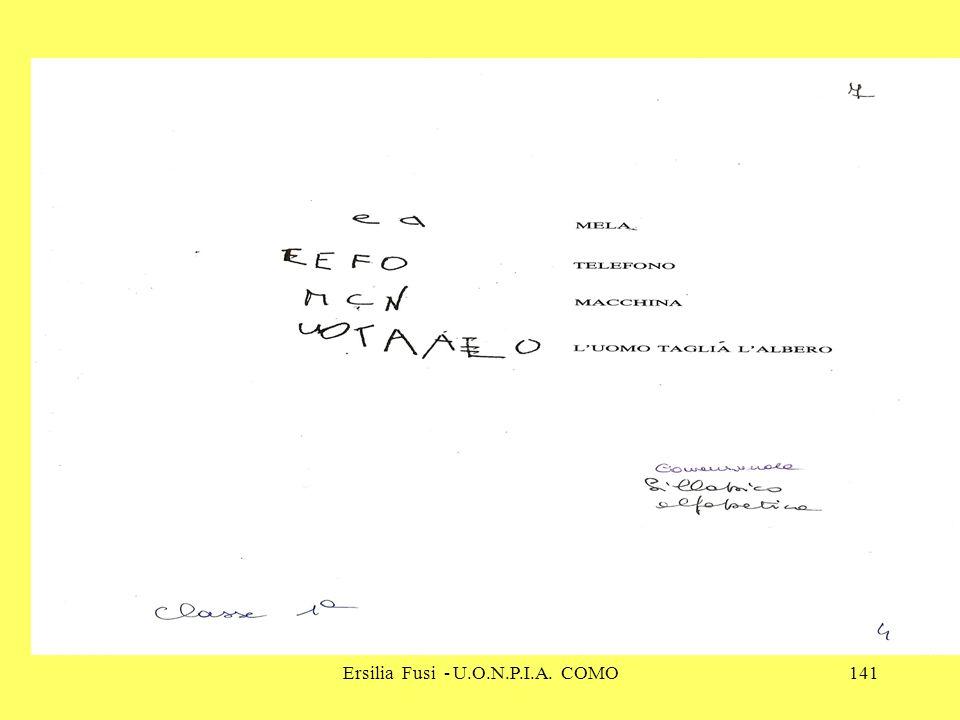 Ersilia Fusi - U.O.N.P.I.A. COMO141