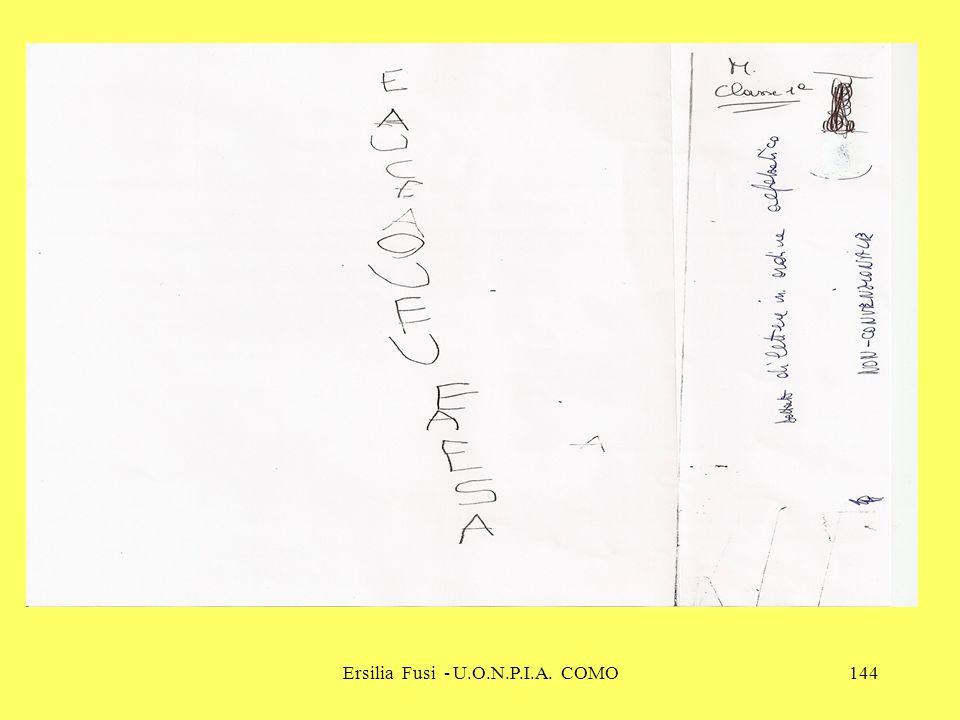 Ersilia Fusi - U.O.N.P.I.A. COMO144