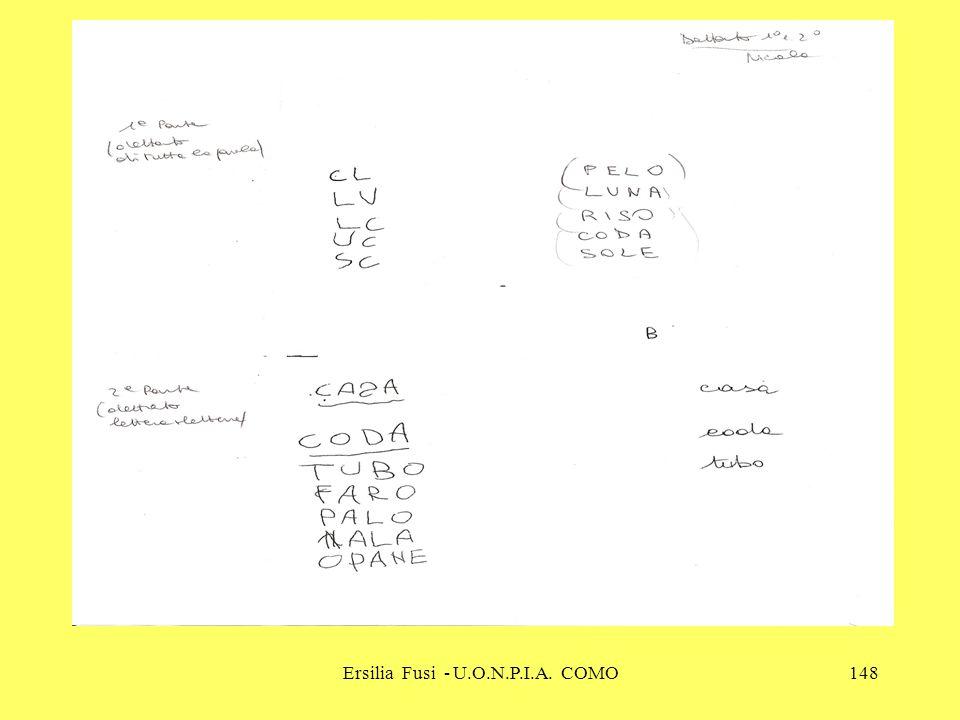 Ersilia Fusi - U.O.N.P.I.A. COMO148
