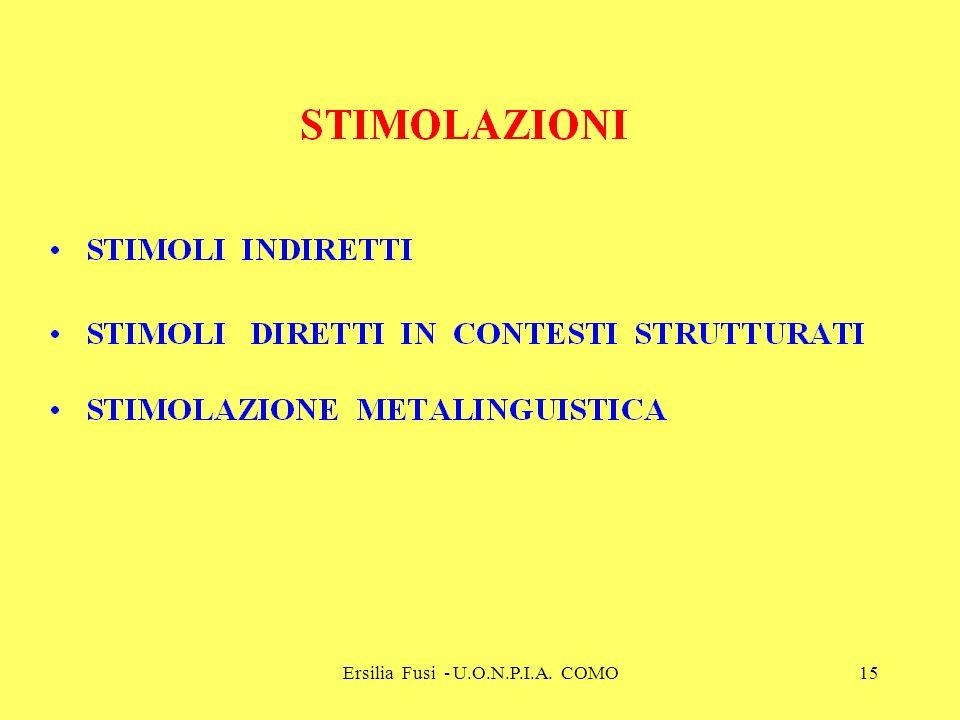 Ersilia Fusi - U.O.N.P.I.A. COMO15