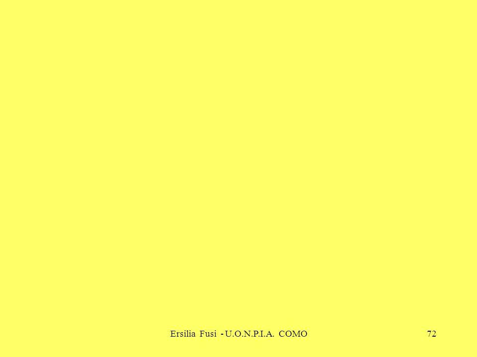 Ersilia Fusi - U.O.N.P.I.A. COMO72