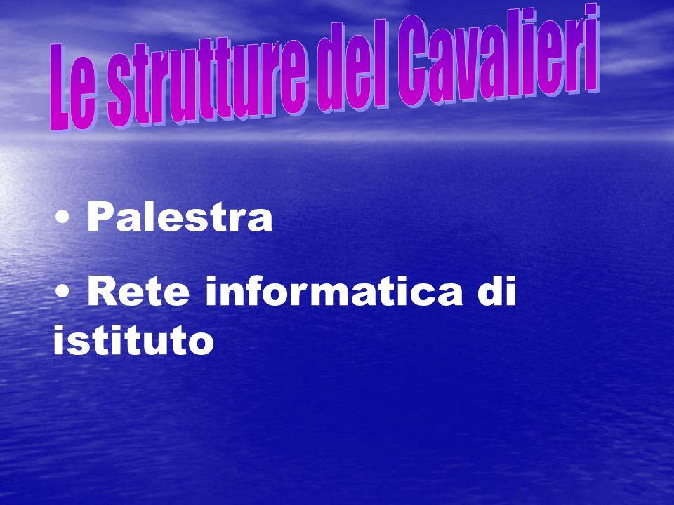 Palestra Rete informatica di istituto