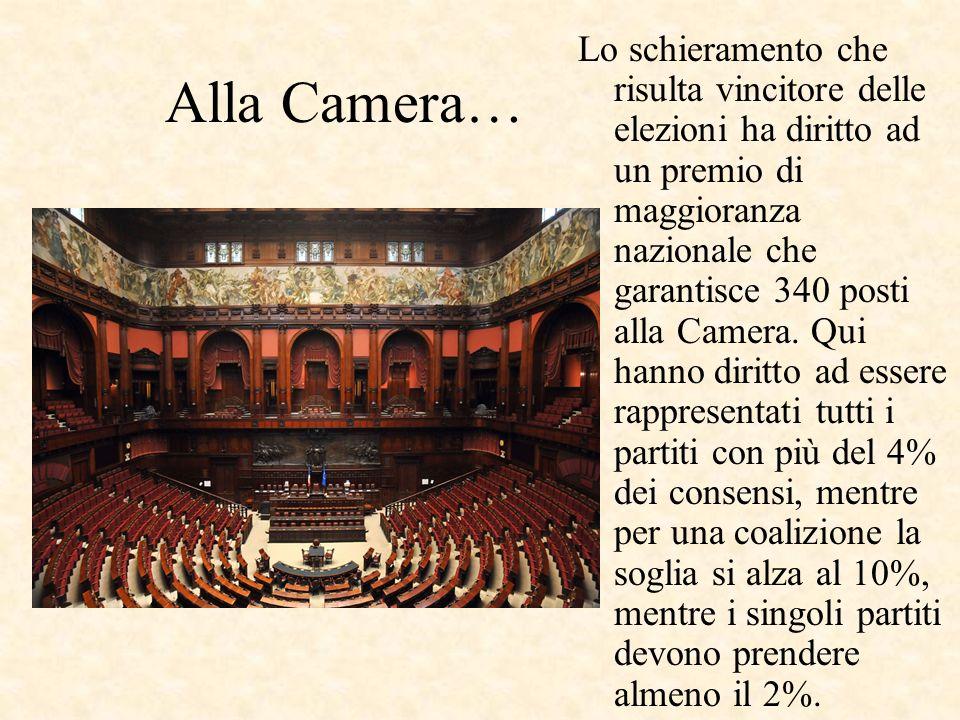 I cambiamenti per i cittadini La legge n° 270 del 21 dicembre 2005 fu definita da Calderoli una porcata quindi viene denominata porcellum. Con questa