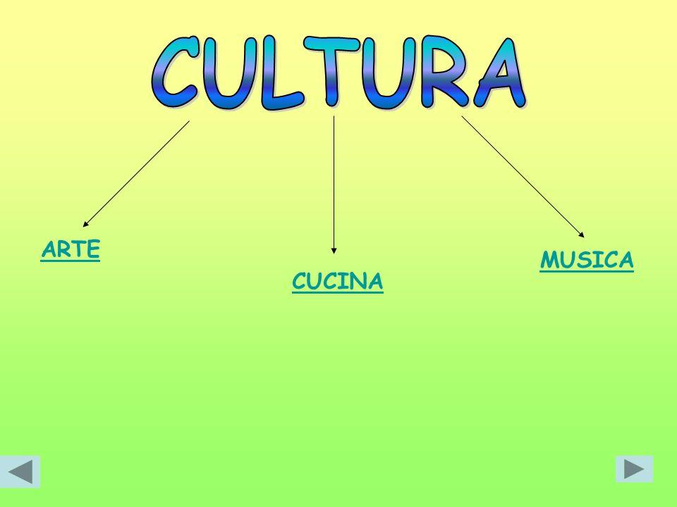 ARTE CUCINA MUSICA