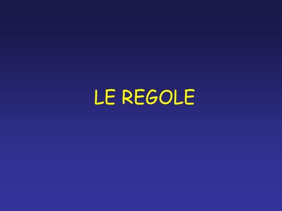 LE MATERIE demandate alla concertazione (art.16 CCNL 31/3/99 e art.