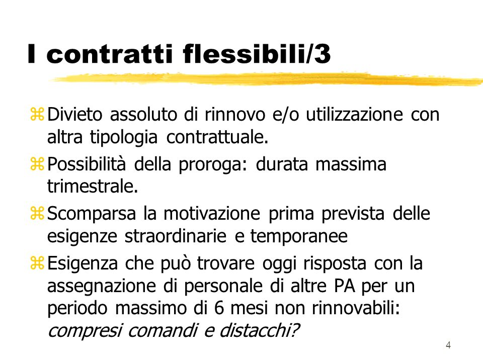 25 I principali dubbi sulle stabilizzazioni/2 zPossono essere stabilizzati i responsabili, non dirigenti, assunti ai sensi dellarticolo 110 del DLgs n.
