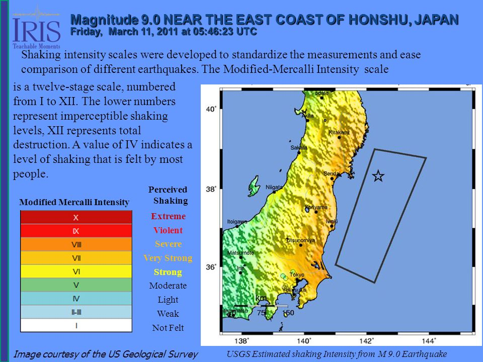 The moment magnitude scale is designed to give an accurate characterization of the true size of an earthquake, but be tied to the original description of magnitude that was developed by Charles Richter.