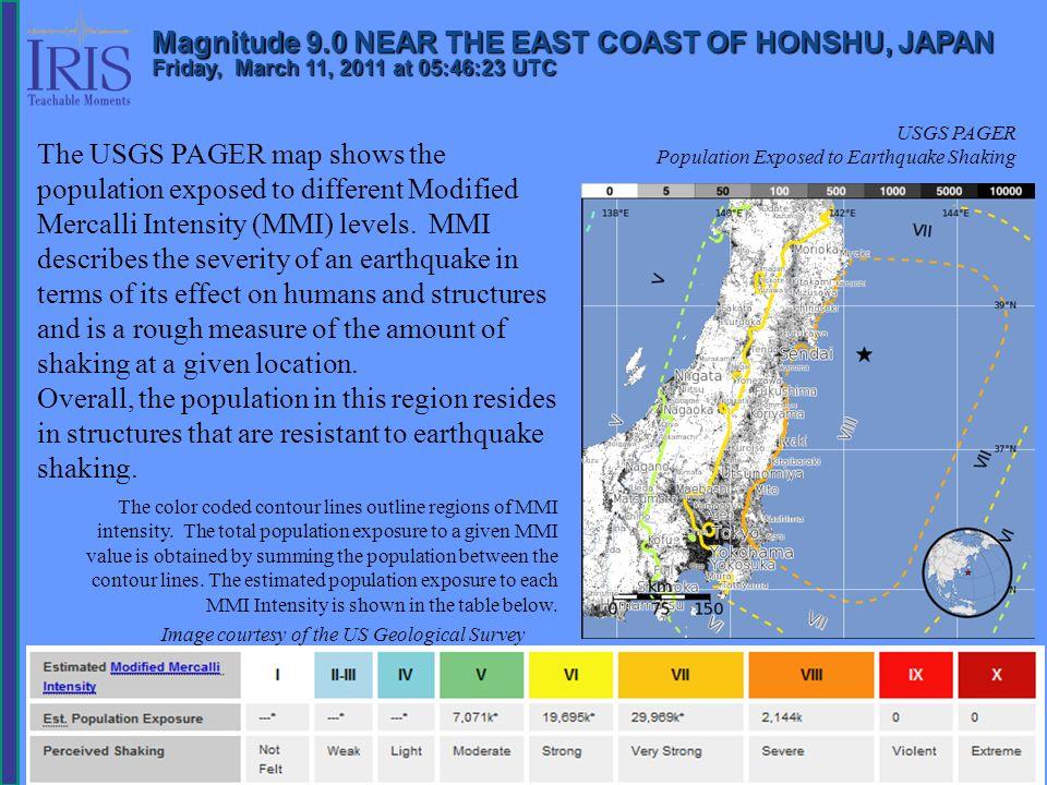 Previsione dellintensità sismica Altri utili parametri possono essere predetti al posto del tempo.