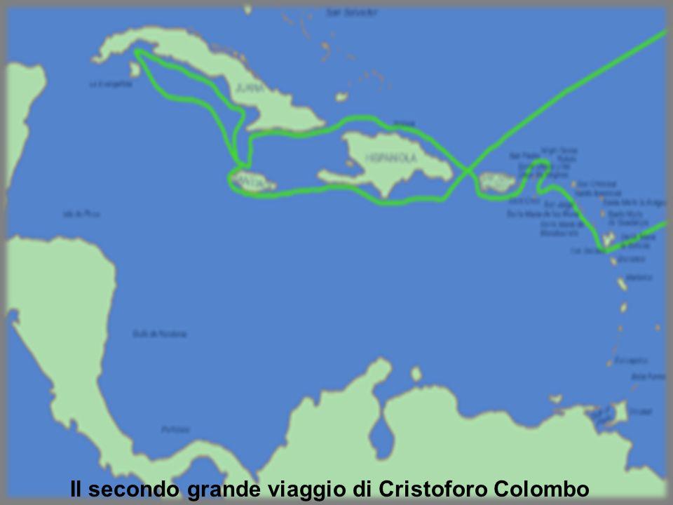 Il terzo grande viaggio di Cristoforo Colombo