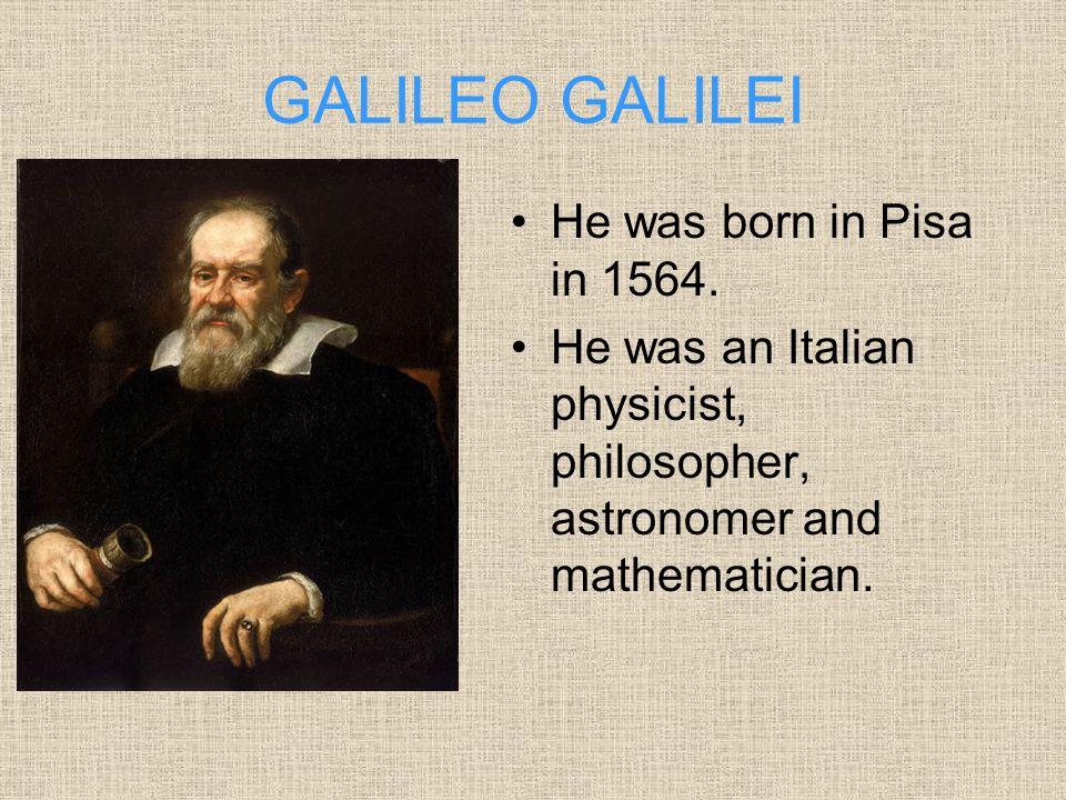 GALILEO IN PADUA