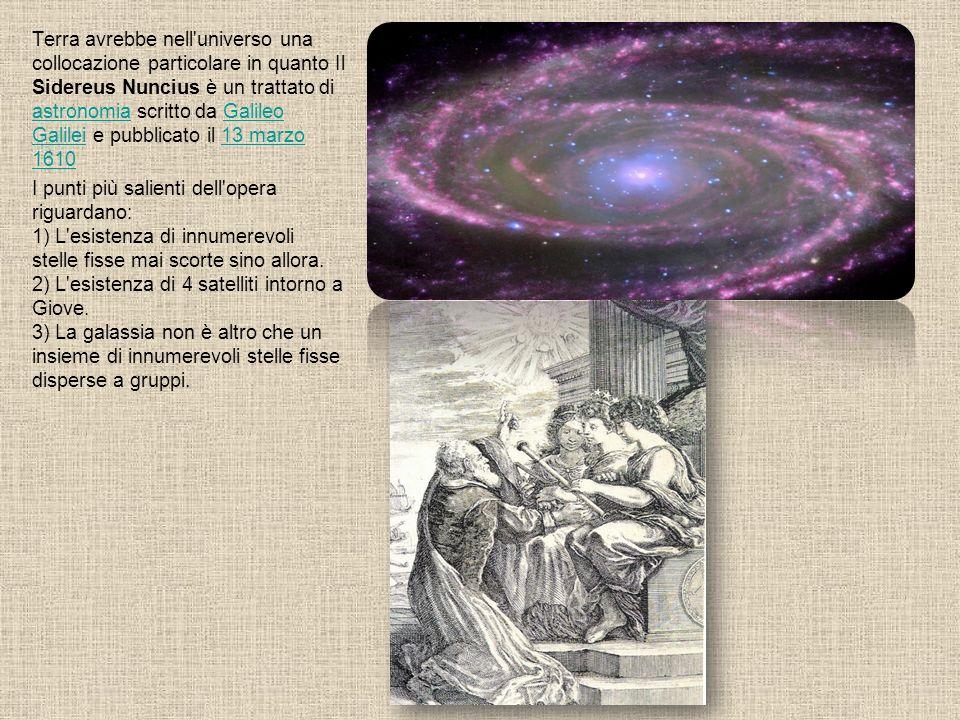 Espresse le sue opinioni sul metodo scientifico del Saggiatore (1623) che, sebbene contenesse un interpretazione non corretta del fenomeno delle comete, fu accolto benevolmente dal nuovo pontefice Urbano VIII.