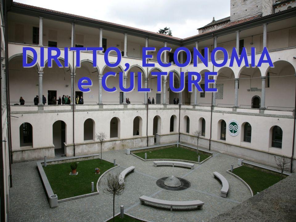 DIRITTO, ECONOMIA e CULTURE