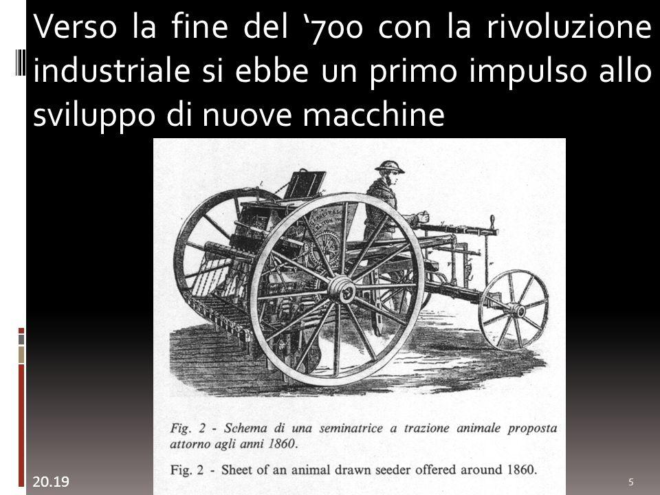 LA STORIA DEL MOTORE - 4 16 IL MOTORE A SCOPPIO IL MOTORE A SCOPPIO a benzina 1882 Il Prof.