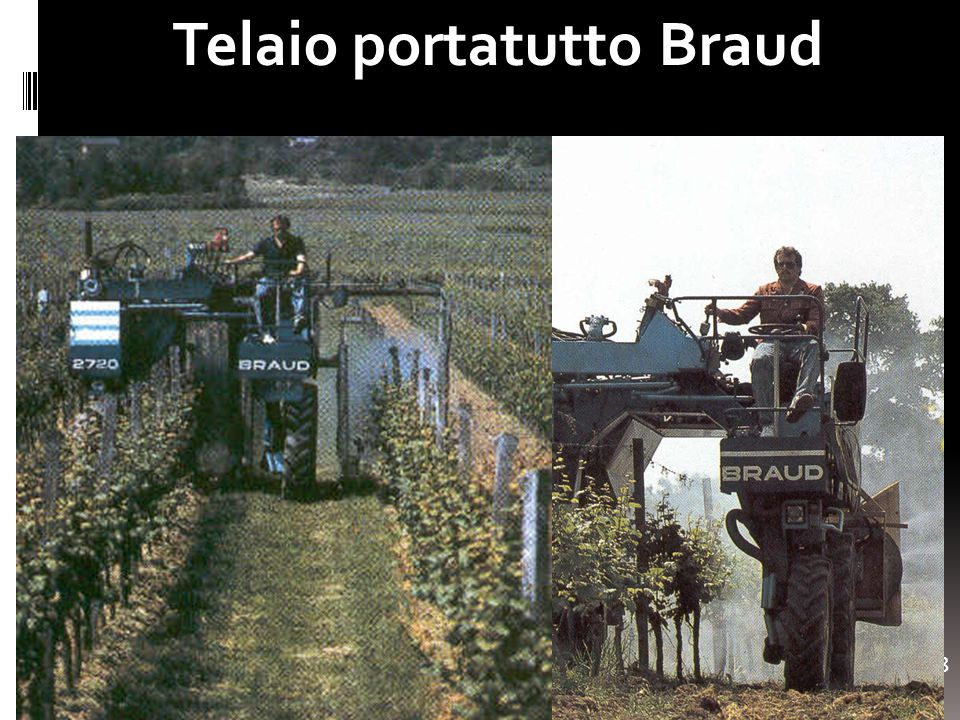 40 Telaio portatutto Braud 20.29
