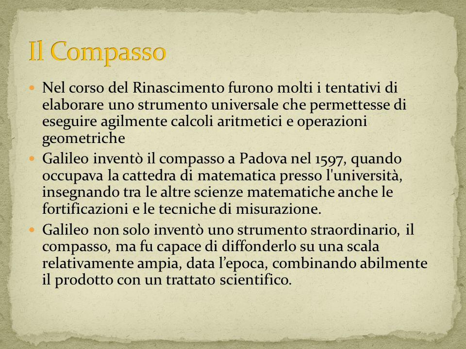 Nel corso del Rinascimento furono molti i tentativi di elaborare uno strumento universale che permettesse di eseguire agilmente calcoli aritmetici e o
